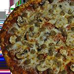 South Shore Favorite pizza
