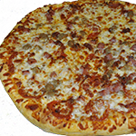 meat mania pizza